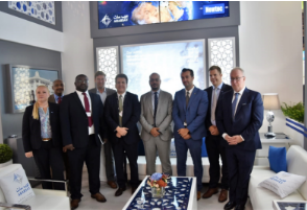 Arabsat and Newtec to launch satellite services in Middle East and Africa