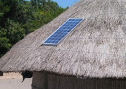 Fenix customers use MTN Mobile Money to finance solar systems