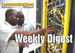 Communications Africa weekly digest - 17th - 21st April