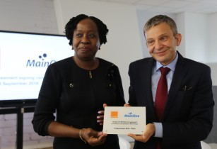 MainOne and Orange to boost internet access into Francophone West Africa