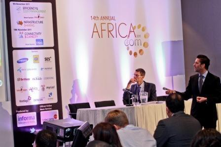 africacom conference session