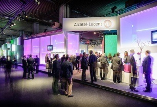 Alcatel-Lucent booth MWC - whitepaper