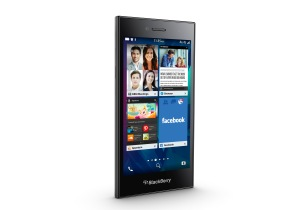 BlackBerry launches new smartphone in Africa