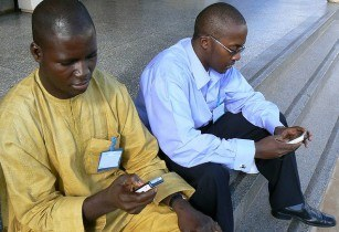 Fundamo mobile money texting Africa