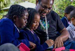 IBM and RTI in Kenya big data schools project