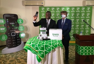 TNM launches first KaiOS-enabled phone in Malawi