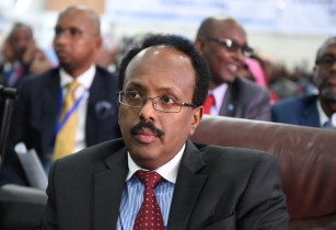 Mohamed Abdullahi Farmajo