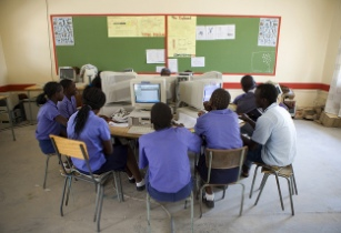 Namibia School Computers - World Bank Photo Collection - Flickr