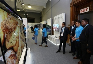 Samsung Electronics Built for Africa