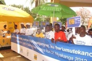 Rura begins SIM card registration drive for Rwandan diaspora