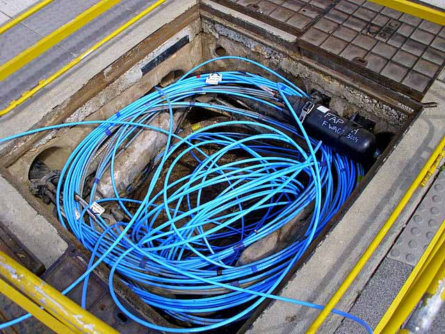 Fibre-optic cable