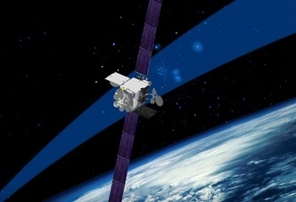 Inmarsat-5, satellite, critical design, review completed, Boeing, Xpress Ka-band, Franco Carnevale, Space-segment