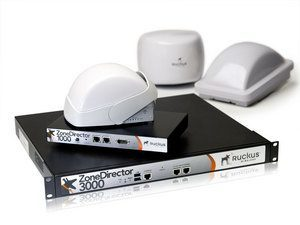Ruckus Wireless has unveiled ZoneDirector 5000