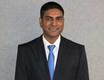 Desmond Nair, SAP Africa's Ecosystem and Channel Director