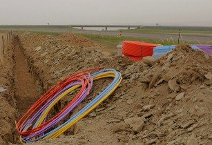 Alcatel-Lucent completes Ghana fibre-optic project