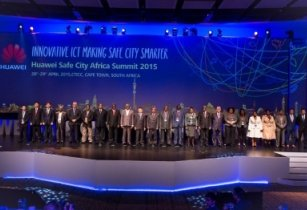 Huawei holds safe city summit in Cape Town