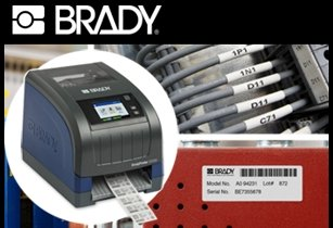 Print a wide range of labels and signs with BradyPrinter i3300