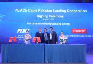 PEACE Cable signs deal with Pakistan and Djibouti